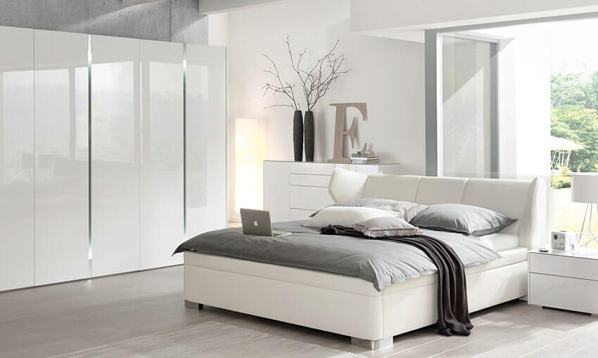 Nett Schlafzimmer Mit Bettüberbau Bilder - Innenarchitektur ...